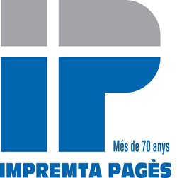 logo impremta pages patrocinador
